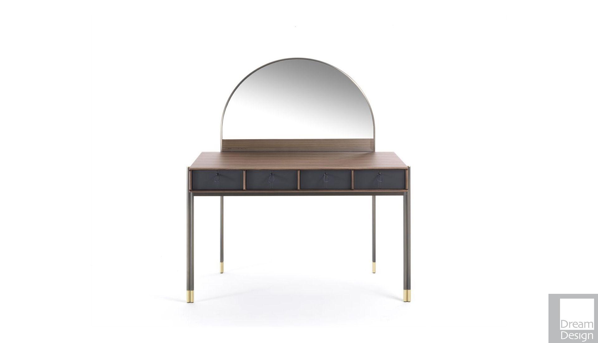 Porada eley dressing table by gabriele oscar buratti ebo for Porada beauty dressing table