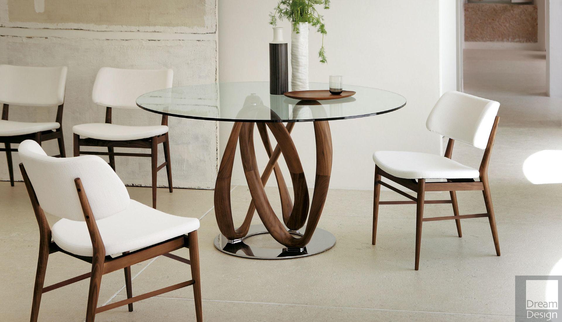 Porada Infinity Round Dining Table by S Bigi Everything But