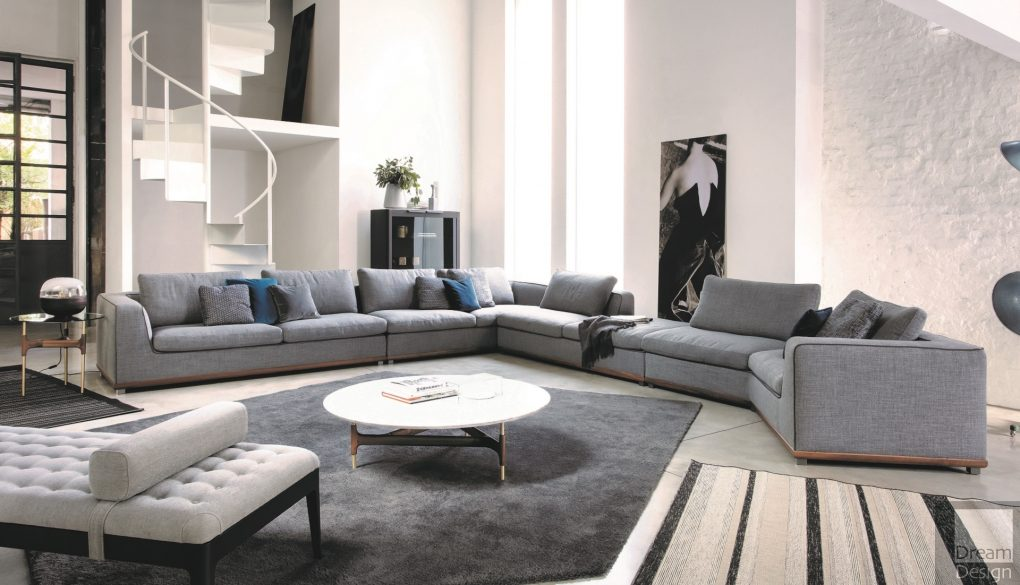 Porada Kirk Corner Sofa