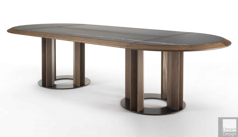 Porada Thayl Oval Table