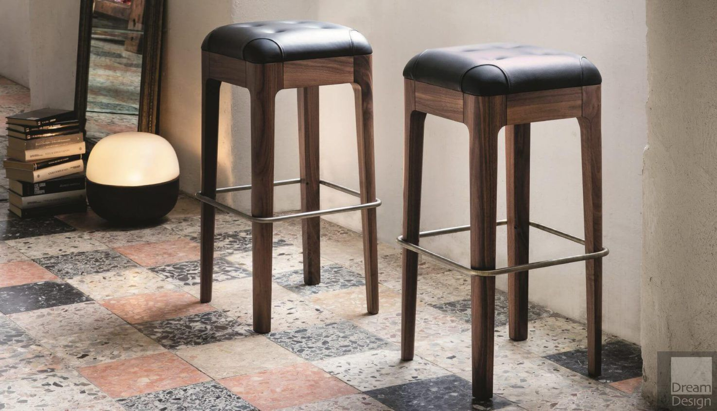 Webby Bar Stool