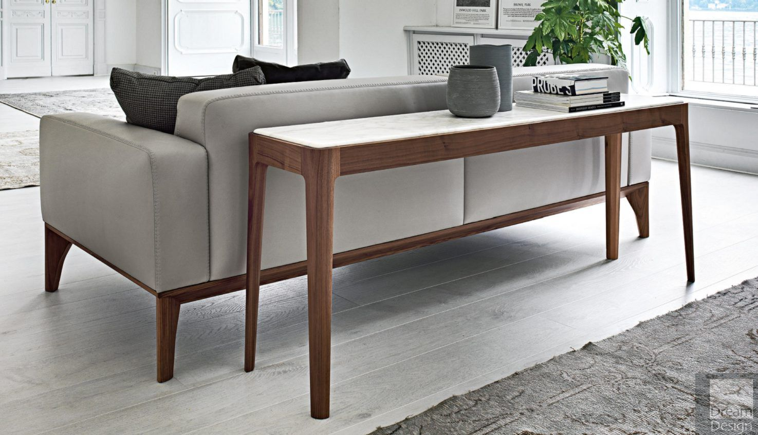 Porada Ziggy 4 Console Table