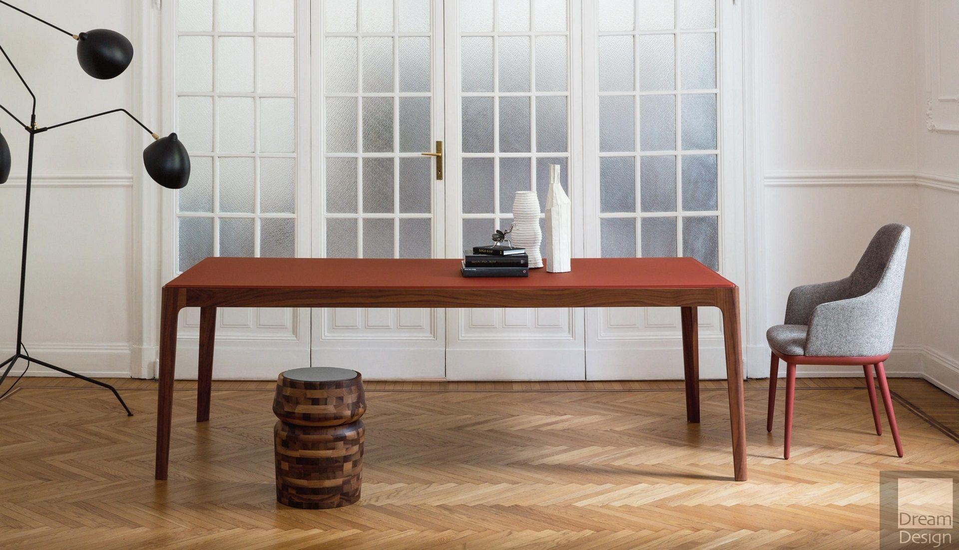 Cool Porada Ziggy Rectangular Table Everything But Ordinary Beutiful Home Inspiration Xortanetmahrainfo