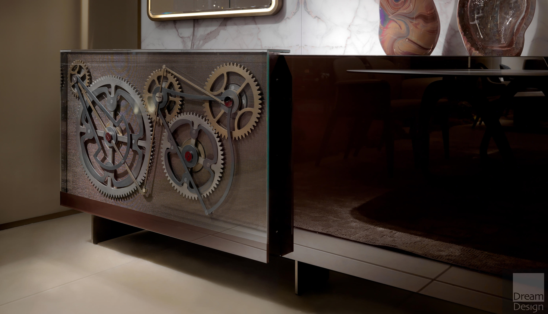 Reflex Angelo Big Ben Buffet Sideboard By Riccardo Lucatello Everything But Ordinary