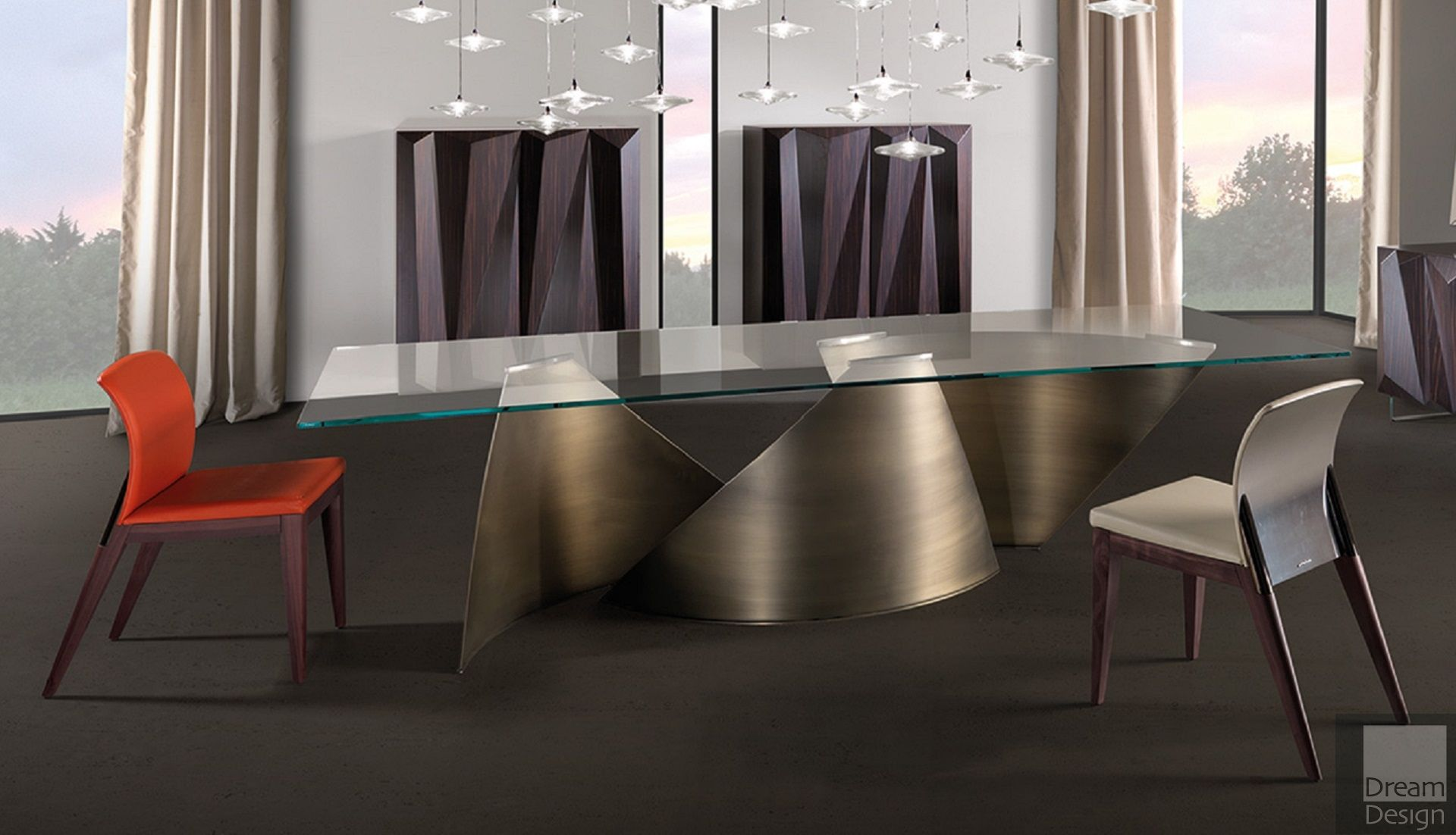 Reflex Angelo Vele 72 Dining Table Everything But Ordinary