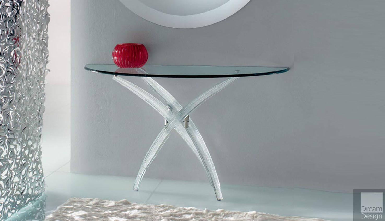 Reflex Angelo Fili D'erba Console Table Designed by Tulczinsky