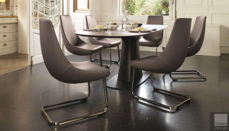 Rolf Benz 690 Chair (Set of 4) Ex-Display