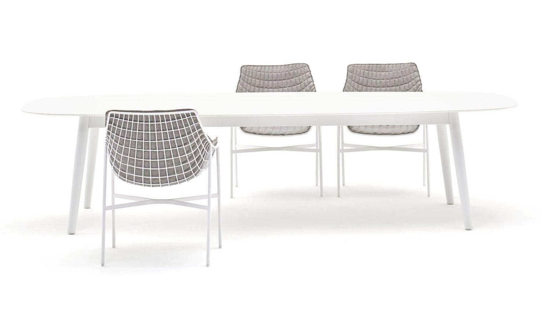 Ellisse Outdoor Table