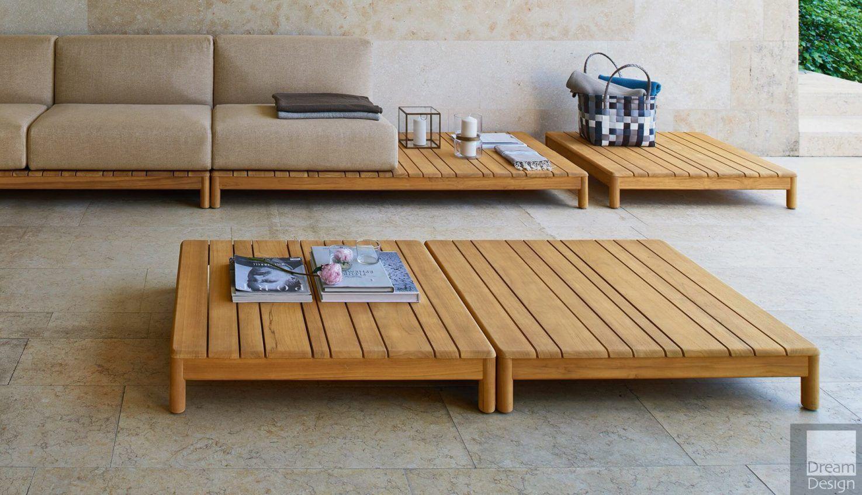 Barcode Coffee Table