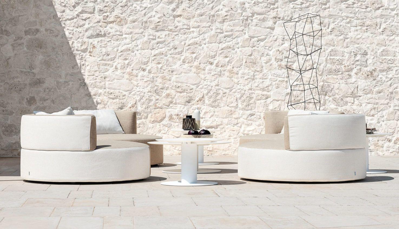 Belt Outdoor Armchair