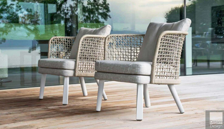 Varaschin Emma Lounge Chair