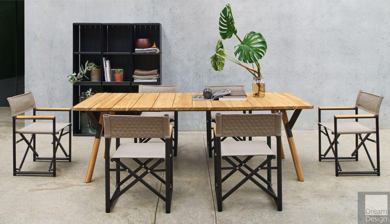 Varaschin Link Teak Table